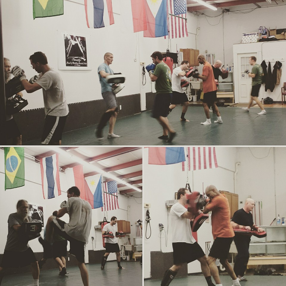 Muay Thai and Panantukan Bloomington Il